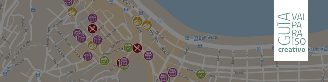 Guia Valparaíso Creativo